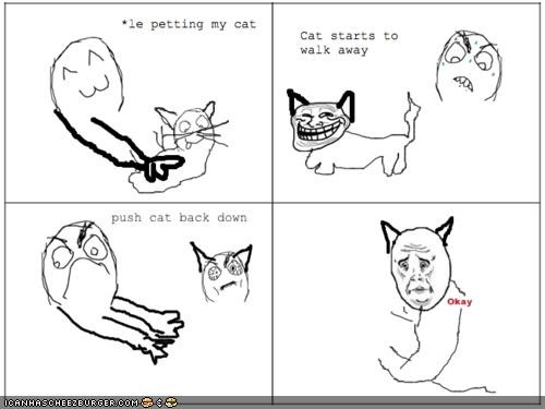 MemeCats: Teh Sad Troof ob Kitteh Petting