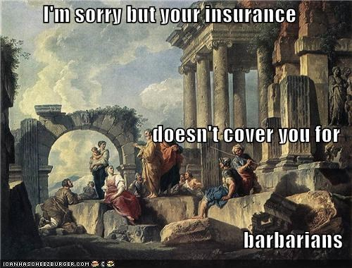 Liability Insurance Is Such A RIPOFF!
