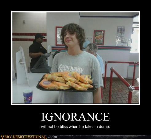 dump,ignorance,tacos