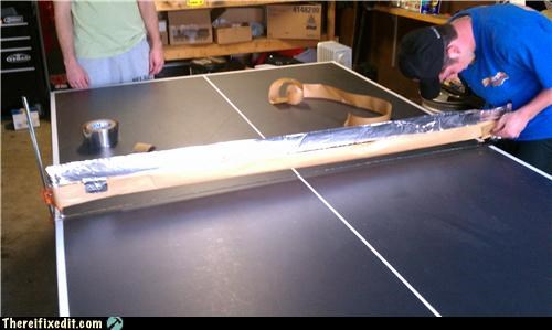 dual use,duck tape,ping pong,sports