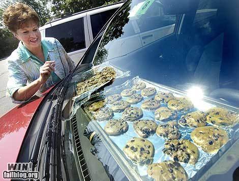 Baking Cookies WIN