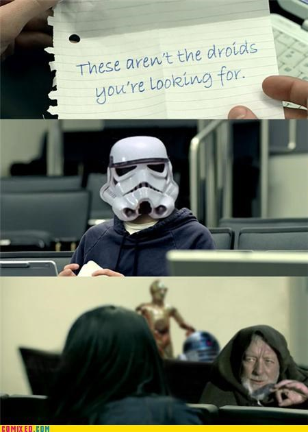 face book,obi wan,social network,star wars,stormtrooper
