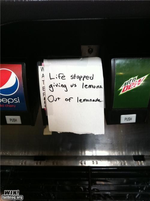 awesome,drinks,lemonade,life,life lessons