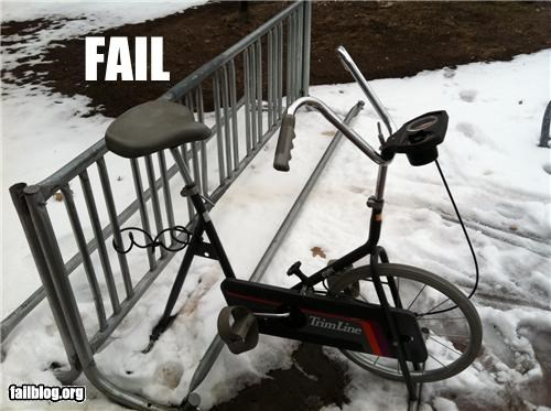 Bike Type FAIL