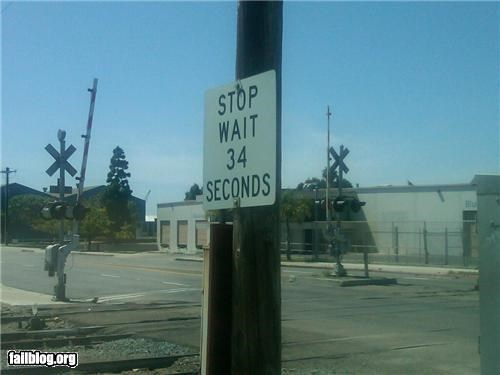 Oddly Specific: Don't You Dare Go One Second Sooner