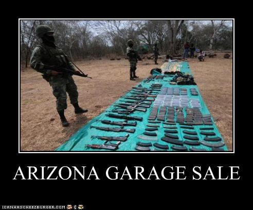 ARIZONA GARAGE SALE