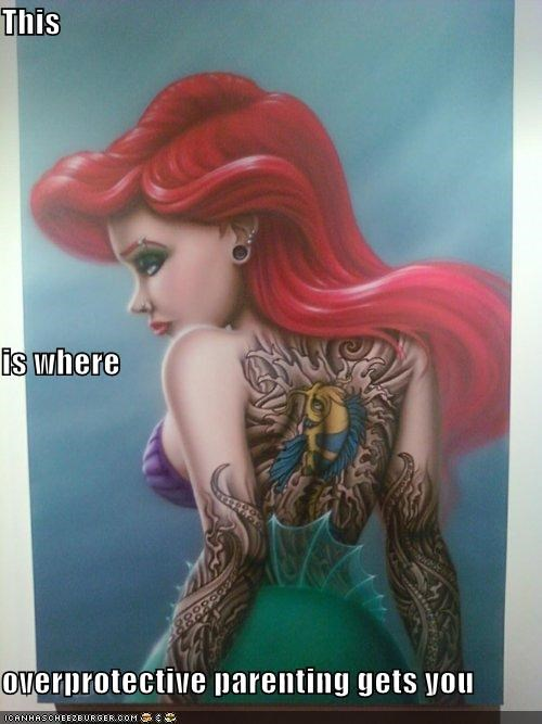 ariel,emo,emolulz,goth,tattoos