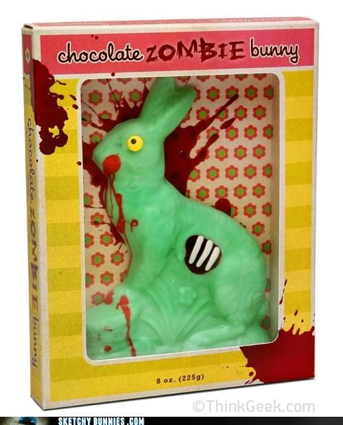 Extra Easter Egg: Now You Can Eat THEIR Brains!