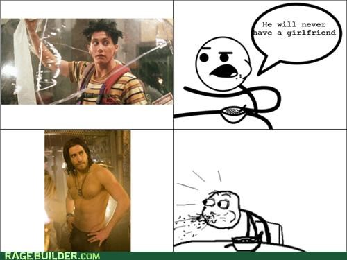 Cereal Guy: Jake Gyllenhaal