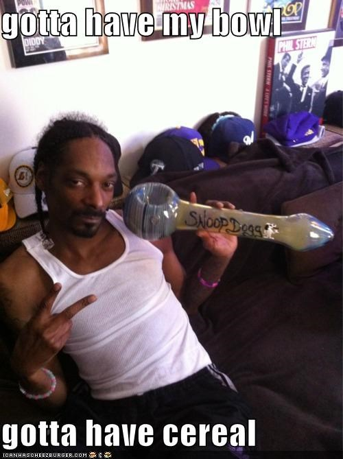 For Snoop, Everyday Is Friday