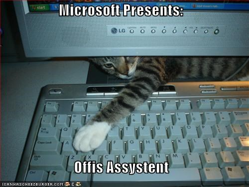 Microsoft Presents:   Offis Assystent