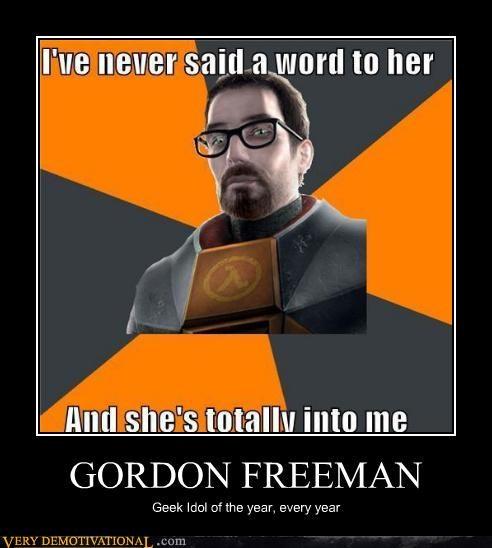 gordon freeman,half life