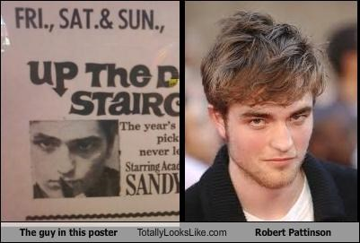 The Guy in This Poster Totally Looks Like Robert Pattinson
