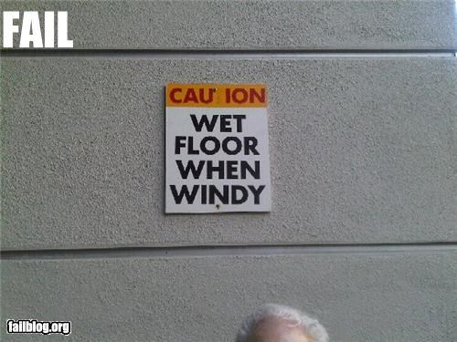 Oddly Specific: Wet Wind
