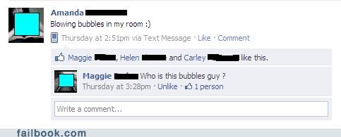 Bubbles Who?