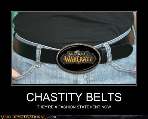 CHASTITY BELTS