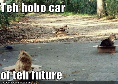 Teh hobo car  of teh future