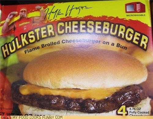 cheeseburger,hulk,Hulk Hogan,spokesman,wrestler,wrestling