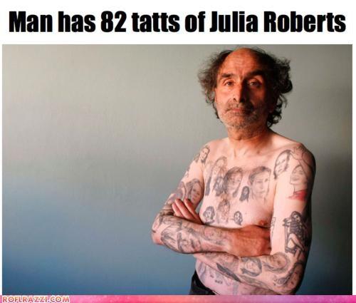 Julia Roberts' Number One Fan