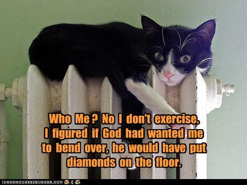 Diamonds r hard, so iz exercise