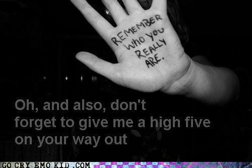 Woo! High Five!