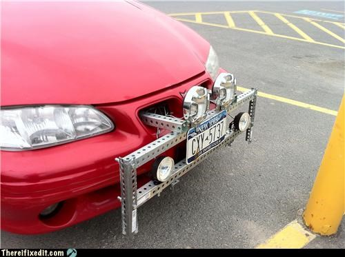 Taking The Erecter Set Too Far