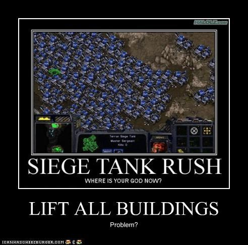 LIFT ALL BUILDINGS