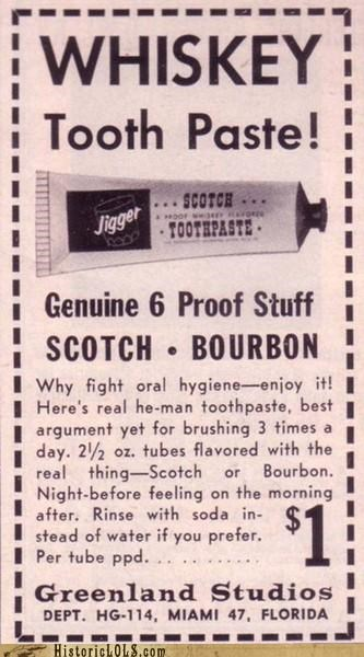 The Toothpaste For REAL Men!