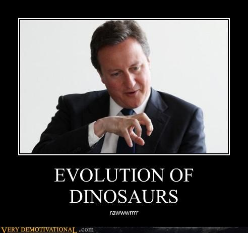EVOLUTION OF DINOSAURS