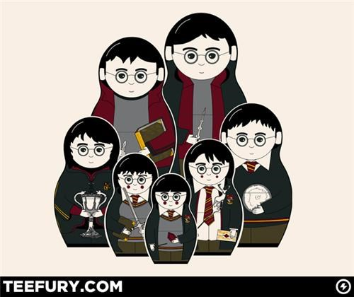 Harry Potter Gear of the Day
