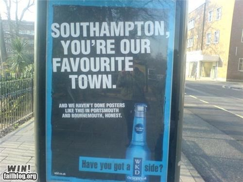 Drink Ad WIN