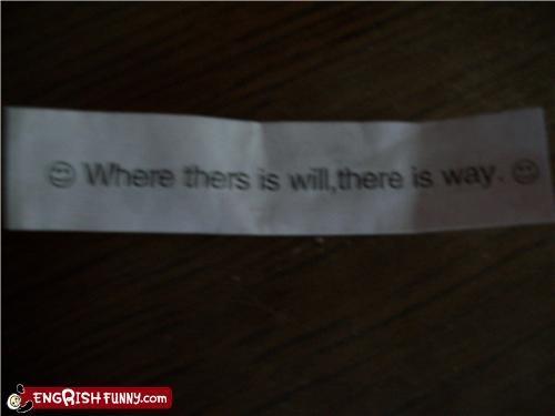 fortune,fortune cookie,idiom,willpwrs