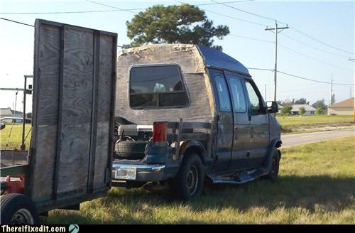 its-a-truck-now,towing,woody,wtf