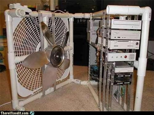 That's One Way To Increase Airflow