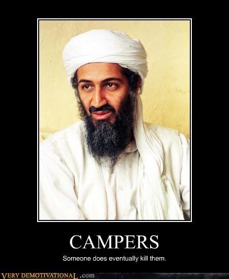 campers,FPS,hilarious,osama