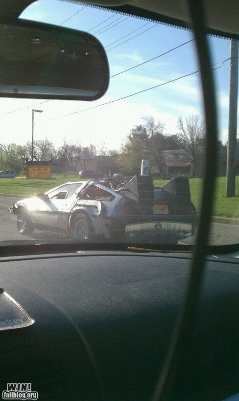 Delorean WIN
