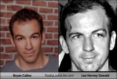 Bryan Callen Totally Looks Like Lee Harvey Oswald