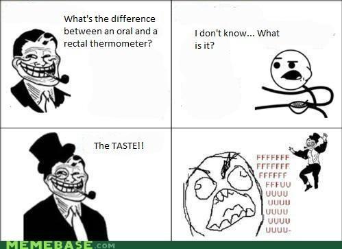 oral,Rage Comics,temperature,thermometer