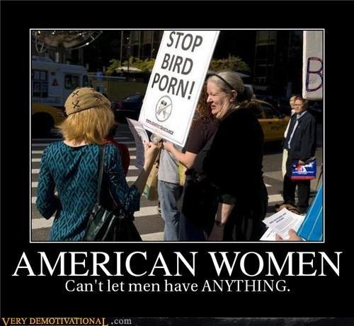 AMERICAN WOMEN
