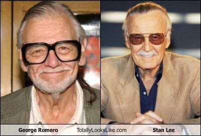George Romero Totally Looks Like Stan Lee
