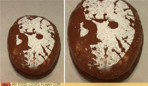 donut,friday the 13th,hockey mask,jason