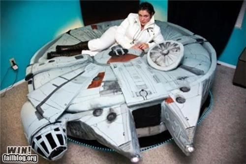 Star Wars Bed WIN