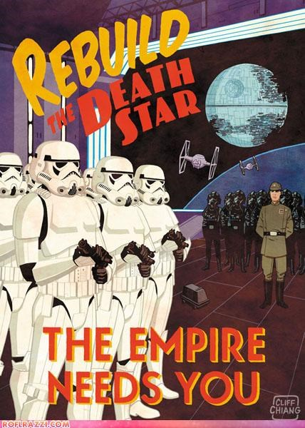 Star Wars Propaganda Posters: Part 2