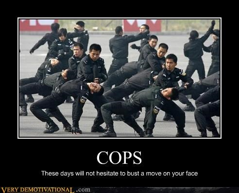 break dancing,cops,Pure Awesome,wtf