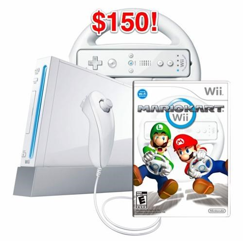 Wii Price Drop of the Day