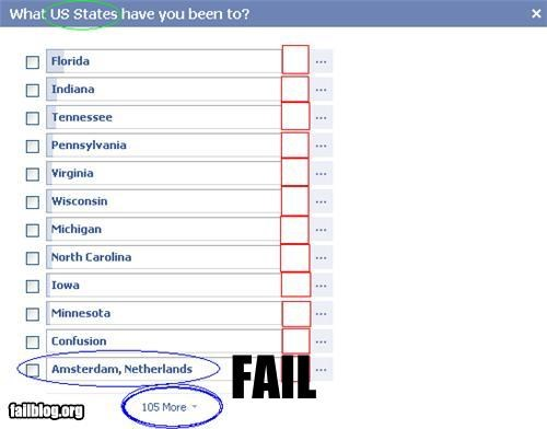failboat,geography,g rated,options,polls,states,usa