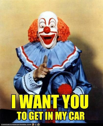 clown,color,creepy,funny