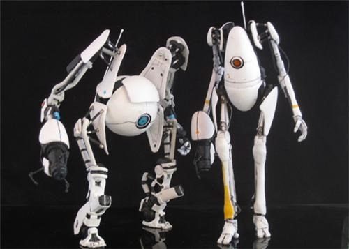 Portal 2 Figures of the Day