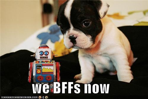 we BFFs now