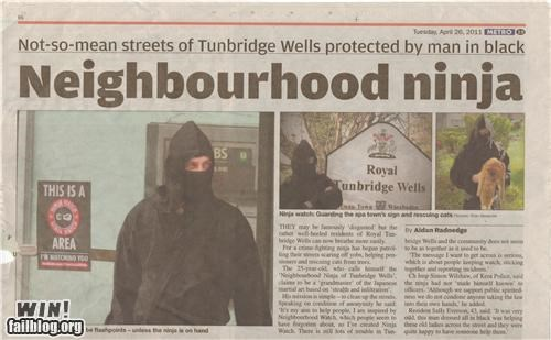 Neighbourhood Ninja WIN